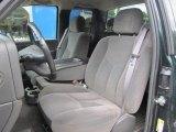 2006 Chevrolet Silverado 1500 Z71 Extended Cab 4x4 Dark Charcoal Interior