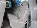 2006 Chevrolet Silverado 1500 Z71 Extended Cab 4x4 Rear Seat