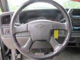2006 Chevrolet Silverado 1500 Z71 Extended Cab 4x4 Steering Wheel