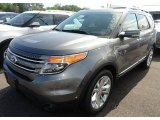 2013 Sterling Gray Metallic Ford Explorer Limited 4WD #66122299