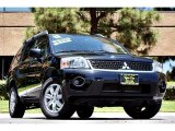 2011 Kalapana Black Mitsubishi Endeavor LS #66122734