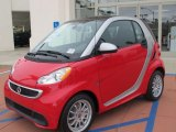 2013 Smart fortwo passion coupe