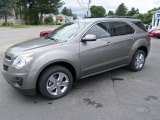 2012 Graystone Metallic Chevrolet Equinox LT AWD #66121821