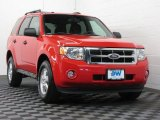 2009 Torch Red Ford Escape XLT 4WD #66122236