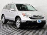 2009 Alabaster Silver Metallic Honda CR-V EX-L 4WD #66122234