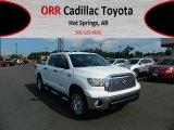 2012 Super White Toyota Tundra TSS CrewMax 4x4 #66122184