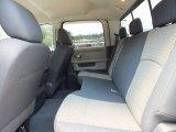 2010 Dodge Ram 3500 Lone Star Crew Cab Dually Rear Seat