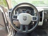 2010 Dodge Ram 3500 Lone Star Crew Cab Dually Steering Wheel