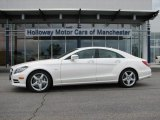 2012 Mercedes-Benz CLS 550 4Matic Coupe