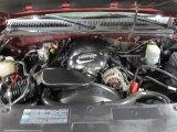 2002 Chevrolet Silverado 1500 LS Regular Cab 5.3 Liter OHV 16 Valve Vortec V8 Engine