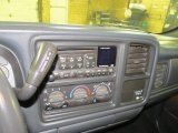 2002 Chevrolet Silverado 1500 LS Regular Cab Controls
