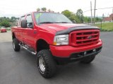 2003 Ford F350 Super Duty XLT Crew Cab 4x4 Data, Info and Specs