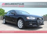 2013 Brilliant Black Audi A4 2.0T quattro Sedan #66122611