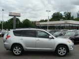 2011 Classic Silver Metallic Toyota RAV4 Limited 4WD #66122110
