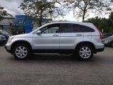 2009 Alabaster Silver Metallic Honda CR-V EX-L 4WD #66122593
