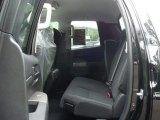 2012 Toyota Tundra TRD Sport Double Cab Rear Seat