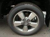 2012 Toyota Tundra TRD Sport Double Cab Wheel