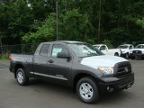 2012 Magnetic Gray Metallic Toyota Tundra Double Cab #66122098