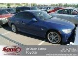 2011 Montego Blue Metallic BMW 3 Series 335i xDrive Coupe #66121673