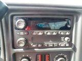 2005 Chevrolet Silverado 1500 LS Extended Cab Audio System