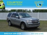 2008 Vapor Silver Metallic Lincoln Navigator Luxury #66122566