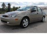 2003 Arizona Beige Metallic Ford Focus ZTS Sedan #66121608