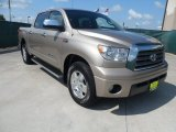 2007 Toyota Tundra Limited CrewMax 4x4 Front 3/4 View