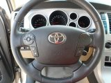 2007 Toyota Tundra Limited CrewMax 4x4 Steering Wheel