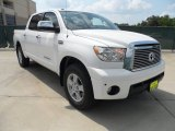 2012 Super White Toyota Tundra Limited CrewMax #66122079