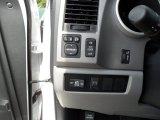 2012 Toyota Tundra Limited CrewMax Controls