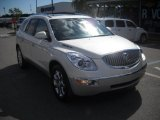 2008 White Diamond Tri Coat Buick Enclave CXL AWD #66122069