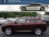 2013 Claret Red Mica Lexus RX 350 AWD #66122049
