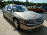 2001 Sandrift Metallic Chevrolet Impala LS #66122032