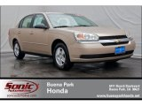 2005 Light Driftwood Metallic Chevrolet Malibu LS V6 Sedan #66122026