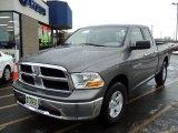 2011 Mineral Gray Metallic Dodge Ram 1500 SLT Quad Cab 4x4 #66122431