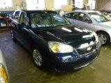2007 Dark Blue Metallic Chevrolet Malibu LT Sedan #66208391