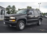 2002 Onyx Black Chevrolet Tahoe Z71 4x4 #66208020