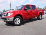 2008 Nissan Frontier SE Crew Cab Data, Info and Specs