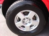 Nissan Frontier 2008 Wheels and Tires