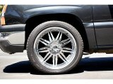 2004 Chevrolet Silverado 1500 LS Extended Cab Custom Wheels