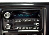 2004 Chevrolet Silverado 1500 LS Extended Cab Audio System