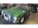 1976 Triumph TR6 Roadster