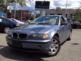 2005 Steel Blue Metallic BMW 3 Series 325xi Sedan #66208340