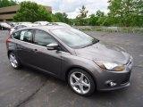 2012 Sterling Grey Metallic Ford Focus Titanium 5-Door #66207599