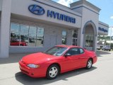 2000 Torch Red Chevrolet Monte Carlo SS #66207597