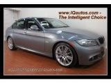 2010 Space Gray Metallic BMW 3 Series 335i Sedan #66207571