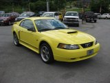 2001 Ford Mustang GT Coupe Data, Info and Specs