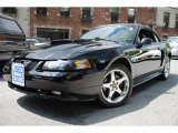 2003 Black Ford Mustang GT Convertible #66207953