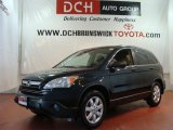2009 Crystal Black Pearl Honda CR-V EX 4WD #66208264