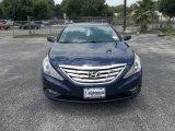 2013 Indigo Night Blue Hyundai Sonata SE 2.0T #66207522